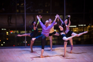 Booking Dance Festival NYC 2016
